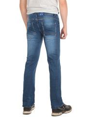 2085 джинсы мужские, синие