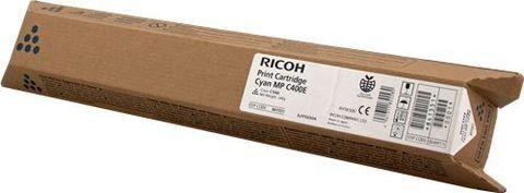 Картридж Ricoh MPC400E голубой для Ricoh Aficio MPC300/C300SR/C400/C400SR/401SP/SRSP/ZSP/ZSRSP Ресурс 10000стр (842039 / 842238)