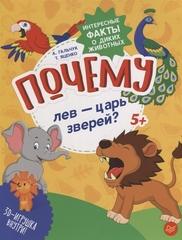 Почему лев — царь зверей?  Интересные факты о диких животных