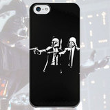 Чехол для iPhone 7+/7/6s+/6s/6+/6/5/5s/5с/4/4s STAR WARS PULP FICTION