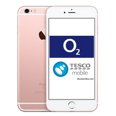 UK - O2/Tesco iPhone 6S/6S+