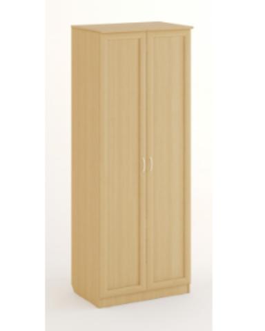 Шкаф ЛОМБАРДИЯ-18 рамочный дуб беленый