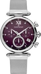 женские наручные часы Claude Bernard 10216 3 VIOP1