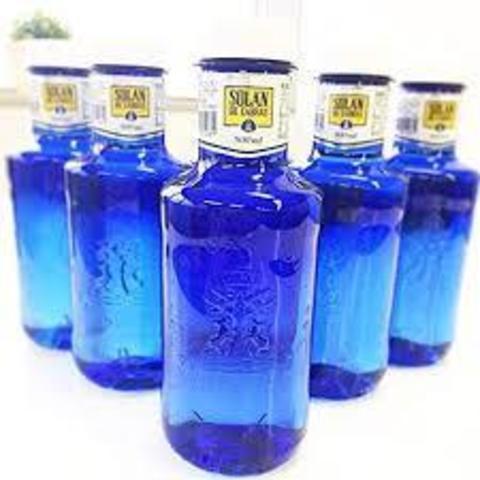 Solan de Cabras Вода Питьевая, 0.75 л