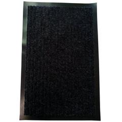 Коврик входной влаговпитывающий 80 х 120 см (темно-серый) Т202/5