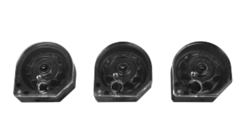 Винтовка пневматическая RAR VL-12 Буллпап калибр 6, 35мм (520мм) ствол Lothar Walther