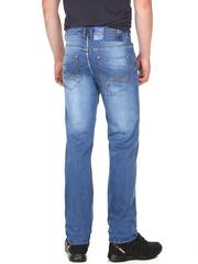 2073 джинсы мужские, синие