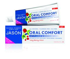 """Гелевая зубная паста с коэнзимом Q10 """"Oral Comfort"""" успокаивающая, без фтора"""