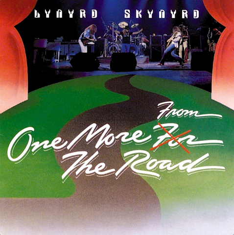 Lynyrd Skynyrd / One More From The Road (2LP)