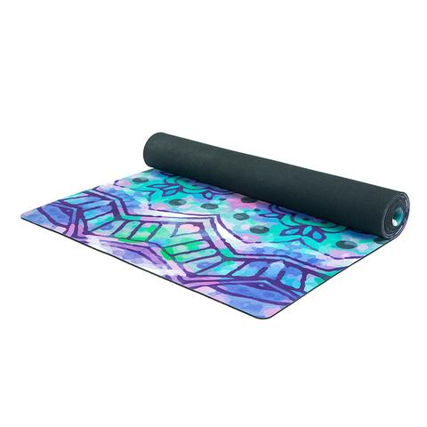 Коврик для йоги Акварель 183*61*1-3,5мм