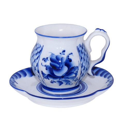 Чайная пара Голубая рапсодия