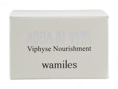 Косметический увлажняющий крем для чувствительной кожи (Wamiles | Viphyse Line | Aqua Di Vita Viphyse Nourishment), 30 мл.
