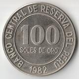 1982 SR1928 Перу 100 соль