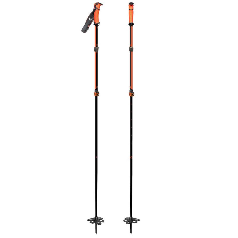 Телескопические палки Via Aluminum Ski Pole