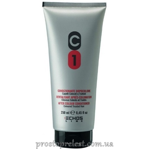 Echosline C1 After Color Conditioner – Кондиционер для окрашенных и поврежденных волос