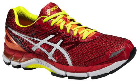 Кроссовки для бега Asics GT-3000 4 мужские красные