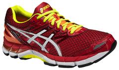 Мужские кроссовки для бега Asics GT-3000 4 (T604N 2301) красные