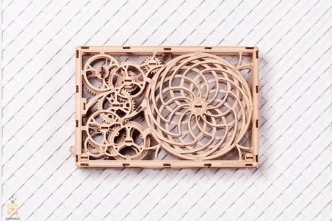 Деревянные конструкторы Wooden City. Модель Кинетическая Картина