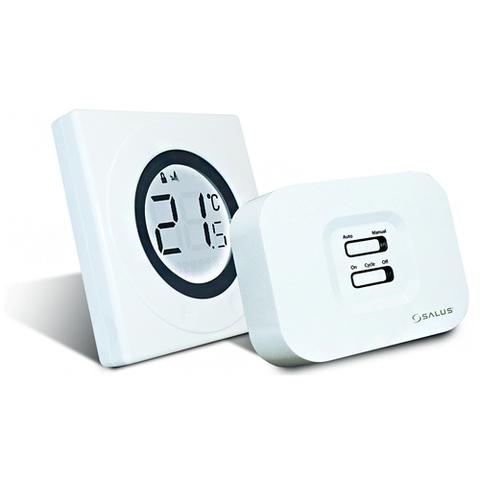 Термостат электронный SALUS Controls S-LINE - ST320RF (регулировка 5-35°C, питание от батареек)