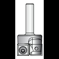 Фреза для выравнивания поверхности, слэбов со сменными ножами DIMAR 25.4x12x53x8 Z2 8073745