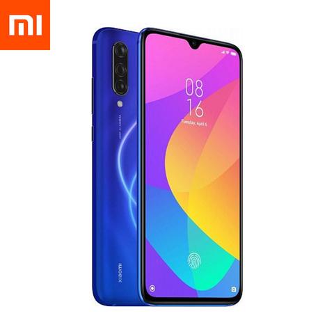 Смартфон Xiaomi Mi9 Lite 6/128Gb Aurora Blue EU (Global Version)
