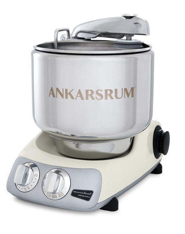 Тестомес комбайн Ankarsrum AKM6230LC+ слоновая кость (расширенный)