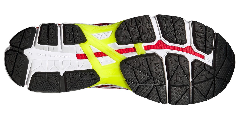 Мужские беговые кроссовки Asics GT-3000 4 (T604N 2301) красные фото