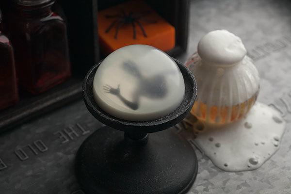 Мыло по форме Полусфера