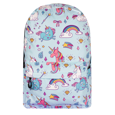 Рюкзак Rainbow Unicorn New