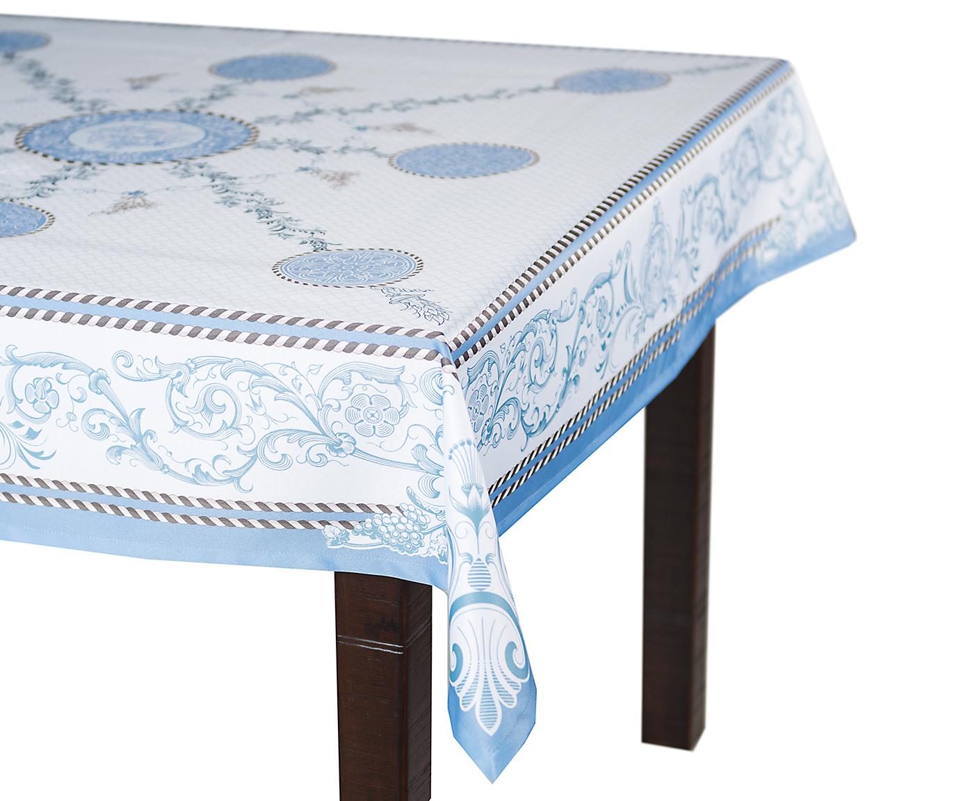 Кухня Скатерть 140x140 Blonder Home Laroux синяя skatert-140x140-blonder-home-laroux-sinyaya-ssha-rossiya.jpg