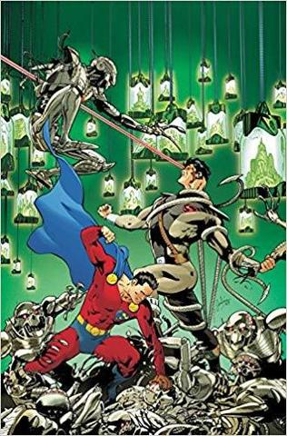 Superman: Mon-El, Man of Valor HC