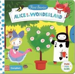 Alice in Wonderland (First Stories)