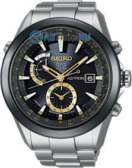 Мужские японские наручные часы Seiko SAST005G