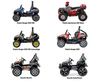 Прицеп Peg Perego Adventure Trailer TR0937 Adventure Trailer
