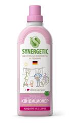 Кондиционер для стирки, SYNERGETIC, жасмин и роза,1 л.