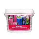 Краска резиновая эластичная вишня(красное вино) Ral 3005 2,4кг Neomid Master Good