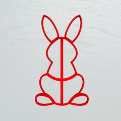 Кролик №4