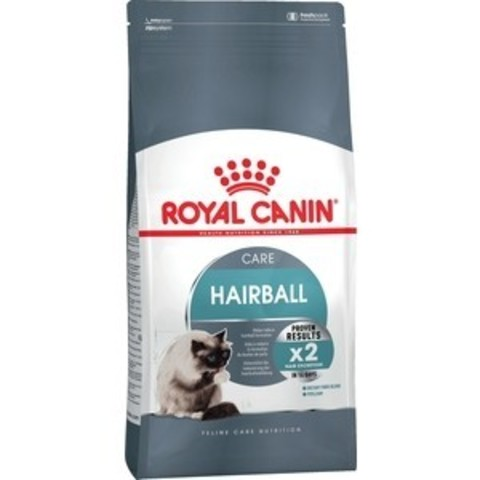 Royal Canin Hairball Care сухой корм для кошек выведение комков шерсти 400г