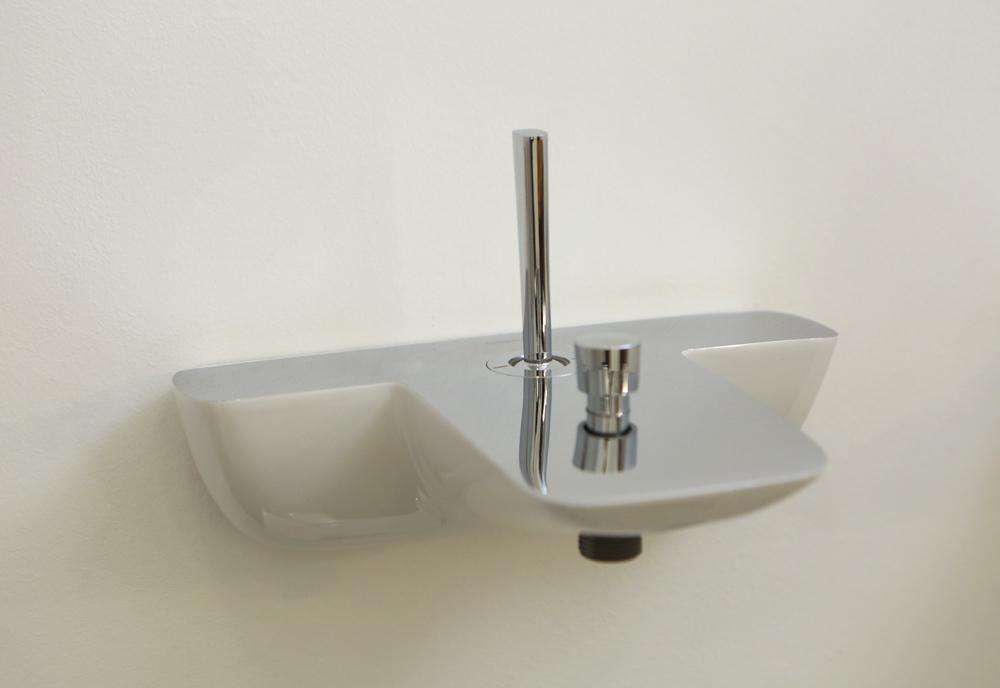 Смеситель для ванны Hansgrohe 15472400 PuraVida