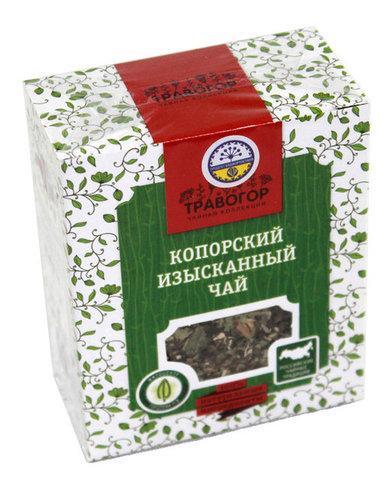 Травогор Копорский изысканный чай 60 г