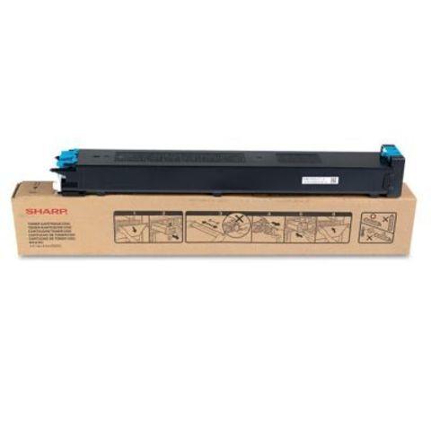Тонер-картридж голубой Sharp Polaris Pro (40000 стр) MX62GTCB