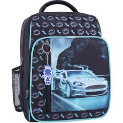 Рюкзак школьный Bagland Школьник 8 л. Черный 419 (0012870)