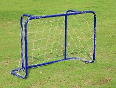 Ворота футбольные, детские с сетками, размер 0,90м х 0,61м х 0,36м (комплект 2шт.).