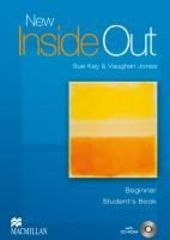 New Inside Out Beginner Student's Book + CD wit...
