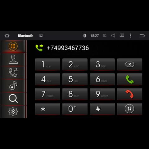 Штатная магнитола на Android 6.0 для Skoda Octavia A7 Roximo CarDroid RD-3201F