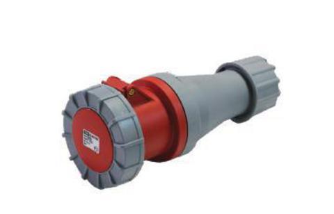 Розетка кабельная IP67 63А 3Р+РЕ+N 380В TDM