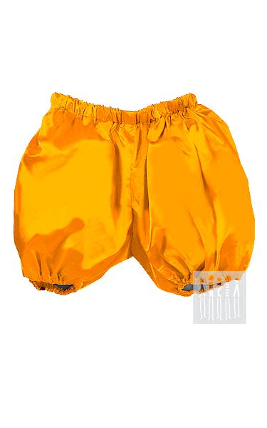 Шорты - буфы ( оранжевый )