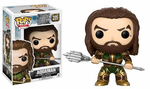 Фигурка Funko POP! Vinyl: DC: Justice League: Aquaman