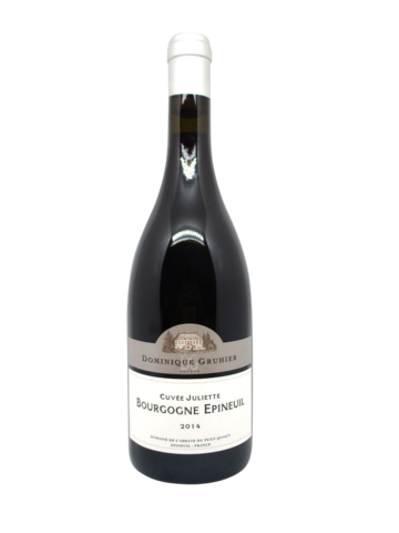 Domaine Dominique Gruhier Bourgogne Epineuil Cote de Grisey Cuvee Juliette