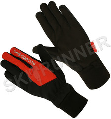 Перчатки Nordski Active Black-Red 2020